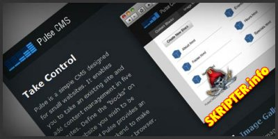 PulseCMS Pro v4.2.3 Nulled