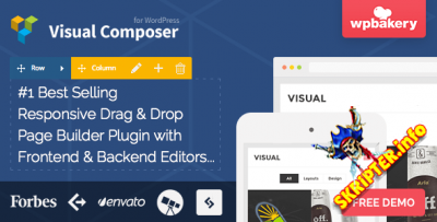 Visual Composer v4.11 Rus - ���������� ����������� ������� ��� WordPress