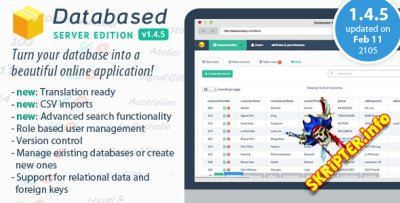 Database Application Platform v1.4.5
