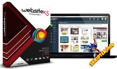 WebSite X5 Evolution 11.0.3.18 Rus