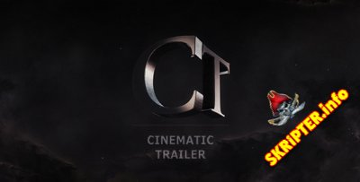 Cinematic Trailer - Project for After Effects (Videohive)