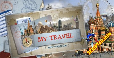 My Travel 2 - Tv Pack- Project for After Effects (Videohive)
