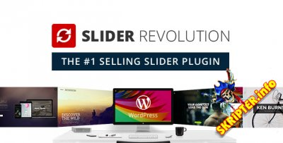Slider Revolution v5.0.2 Rus - ������� ��� WordPress